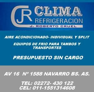Clima Refrigeracion